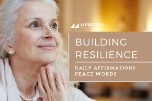 Daily Affirmations/Peace Words