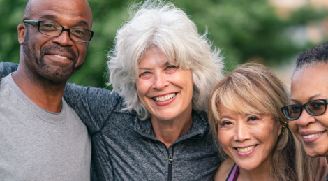 Keeping Our Health as We Age – Lifestyle Changes Today are a Gift to our Golden Years